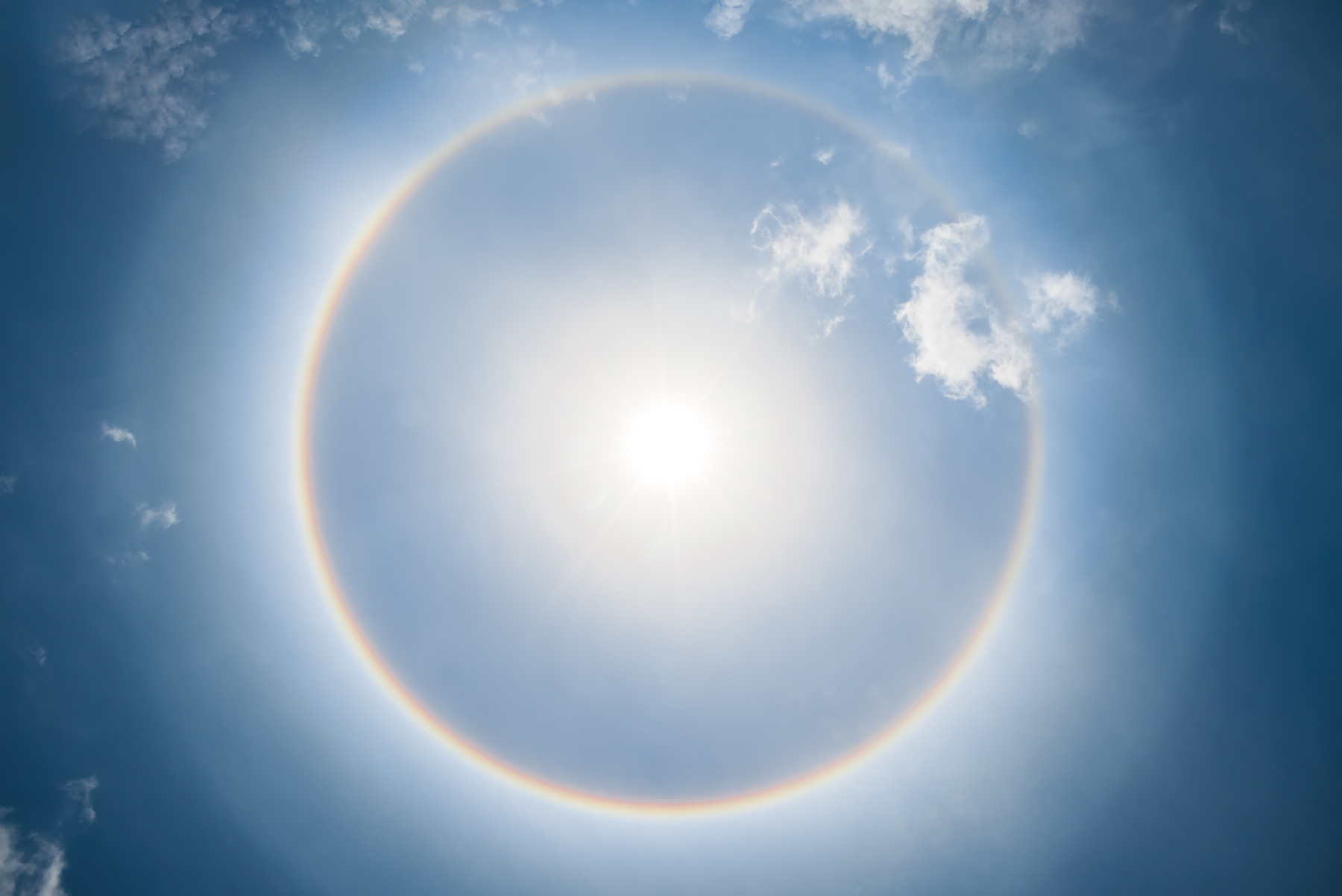ClearLight Meditation Institute Sun-halo About