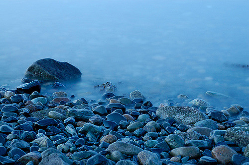ClearLight Meditation Institute pebbles-by-a-stream Programs
