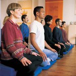 ClearLight Meditation Institute seatedMeditators-Nancy Programs